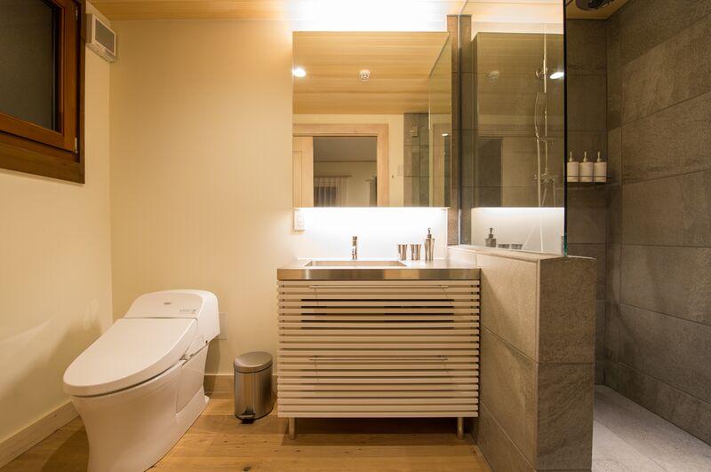 Koho Niseko - Bathroom