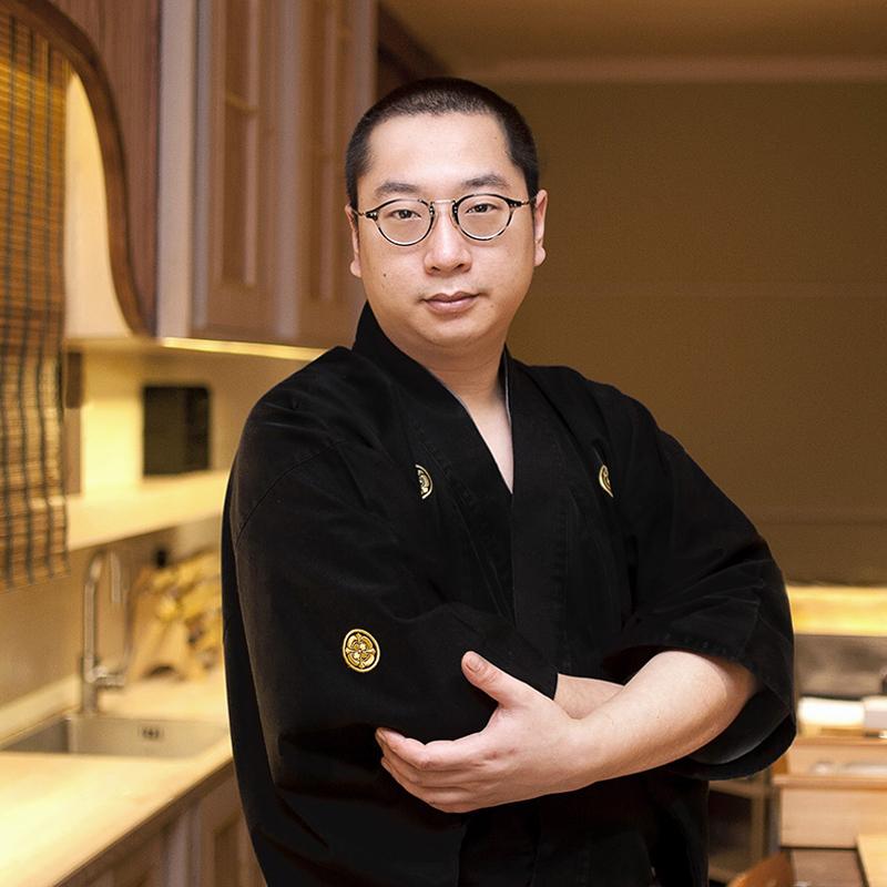Guest Sushi Chef Mori Tomoaki at Chalet Ivy