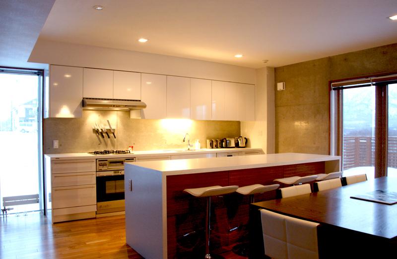 KON M 3BDR House - Dining Room