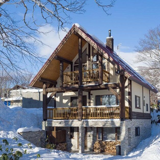 Home Sweet Home: Staying in a house in Niseko
