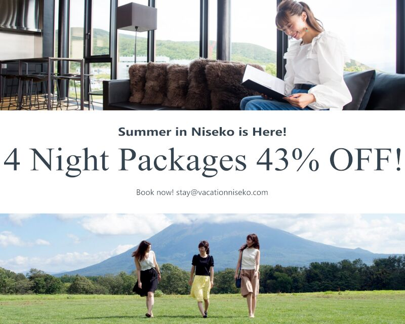 Save up to 43% when you book 4 nights at select properties!