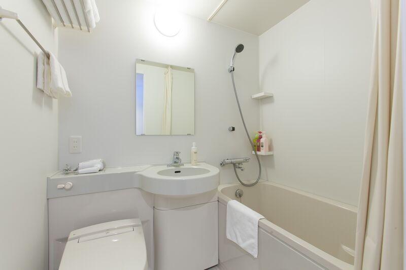 Yotei Zen Bathroom
