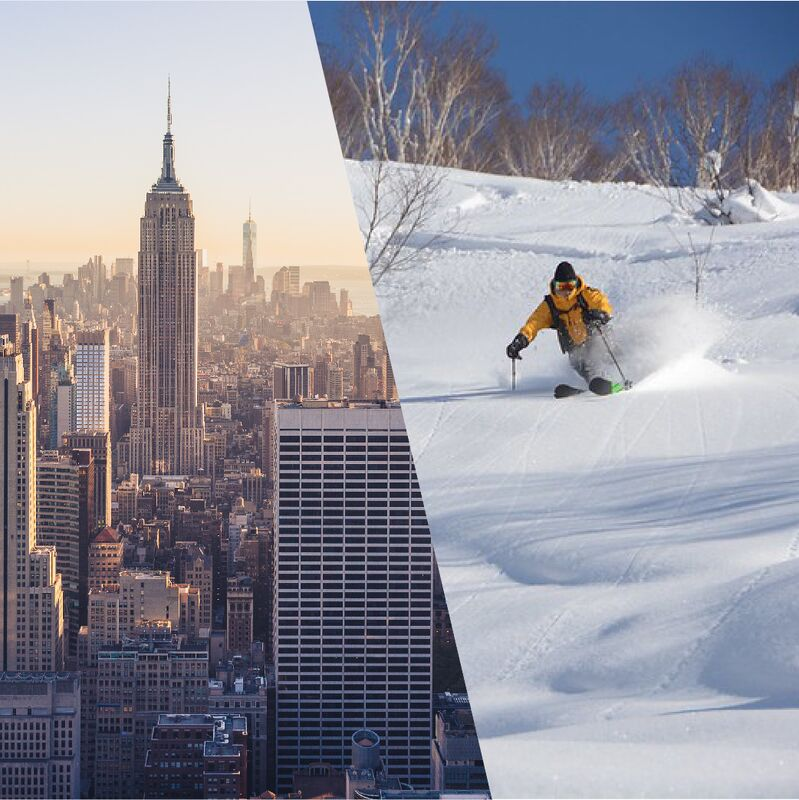 North America to Niseko: The Best Routes to Powder Paradise!