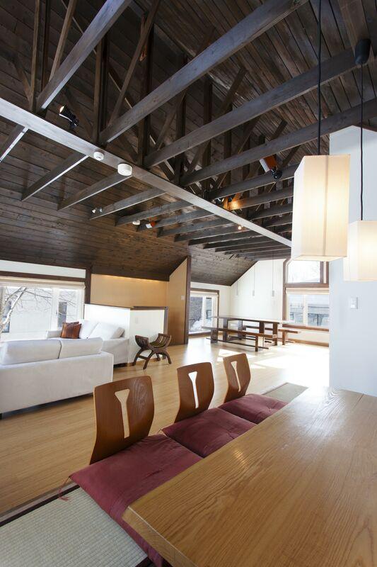 Ginsetsu - Dining Room