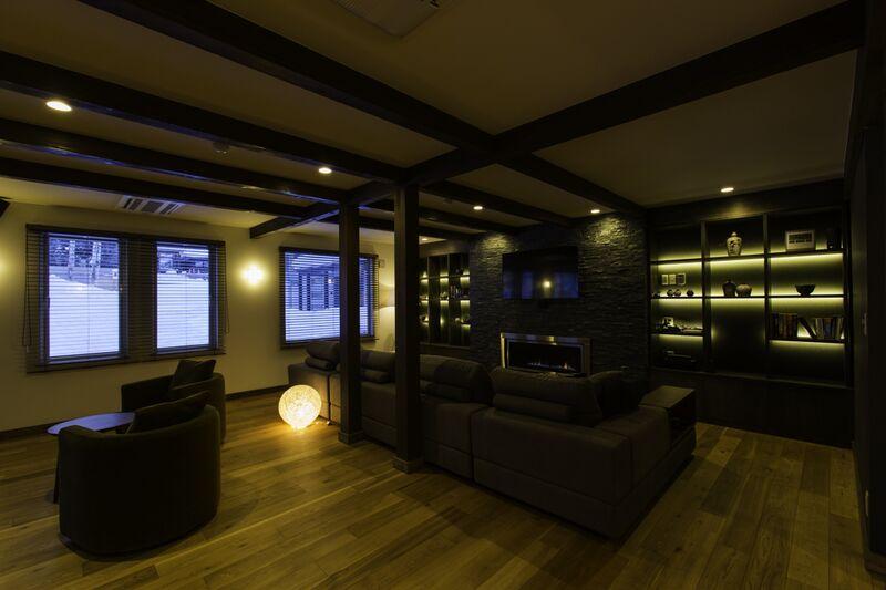 Greystone - Living Room 5