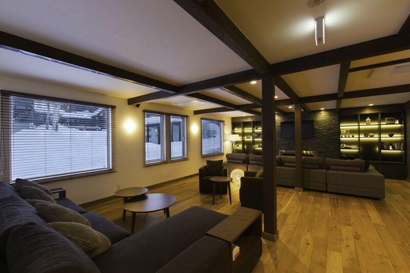 Greystone - Living Room 3