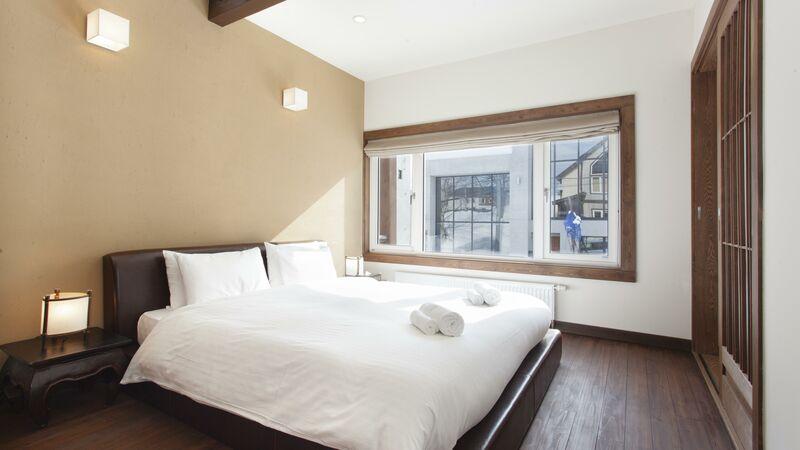 Ginsetsu - Master Bedroom