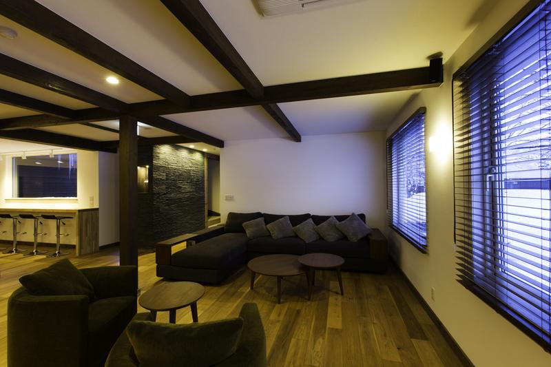 Greystone - Living Room