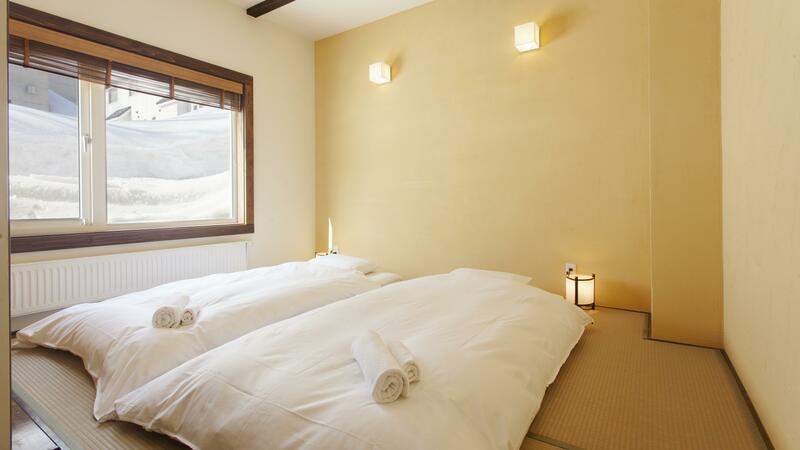 Ginsetsu - Tatami Bedroom