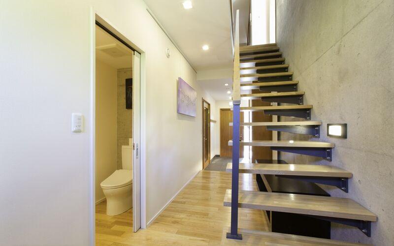 KON M 3BDR House - Corridor