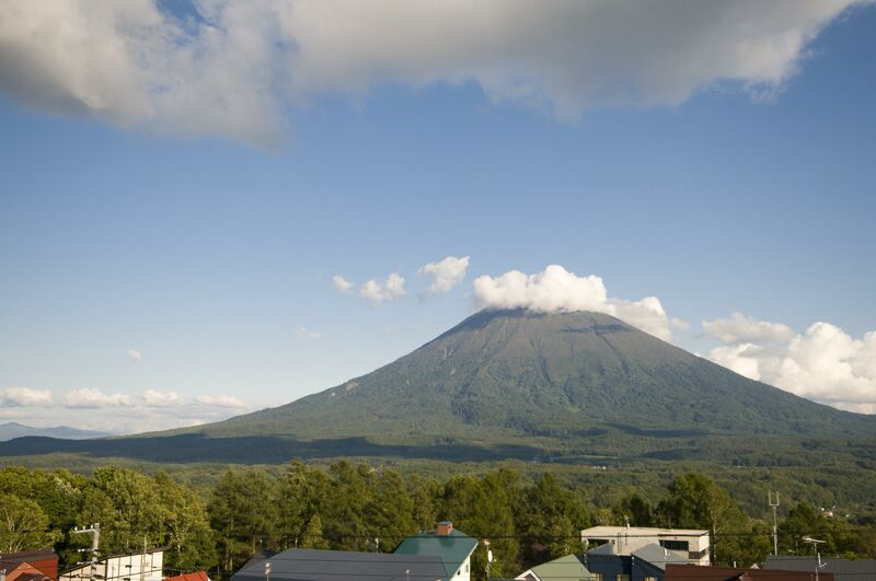 Mountainside Palace - Yotei View