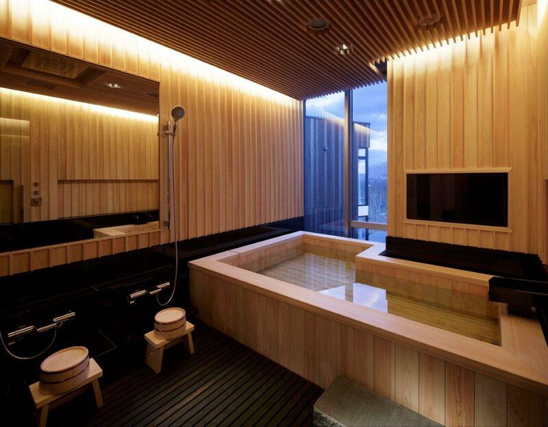 Terrazze Penthouse Bath Area