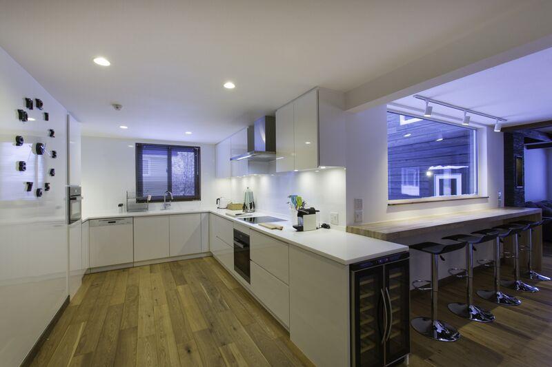 Greystone - Kitchen