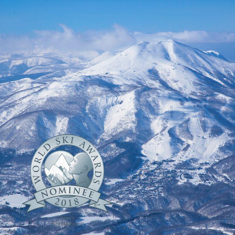 Niseko's success in the World Ski Awards
