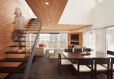 3 Bedroom Penthouse Apartment - Interior