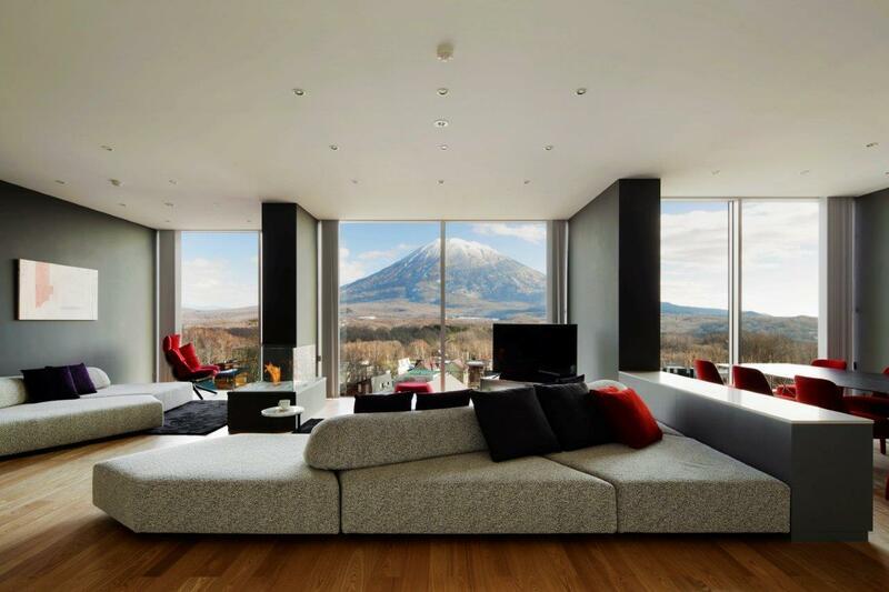 Terrazze Penthouse Living Area