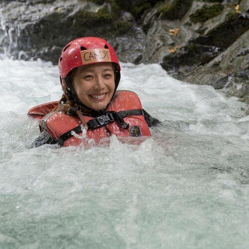 台灣名模王心恬的北海道新雪谷(二世古)夏季之旅