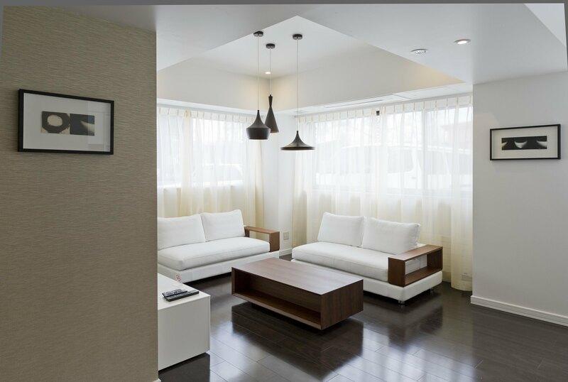 高級一臥室公寓 - Exterior