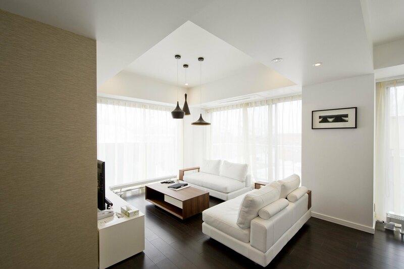 豪華雙臥室公寓 - Exterior