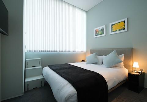 1 ベッドルーム アルパインビュー  アパートメント - Exterior