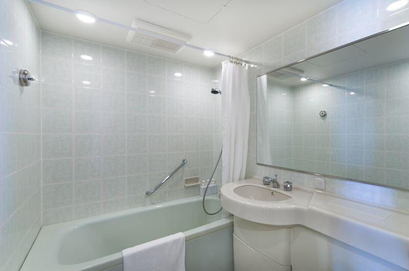 Mountainside Palace - Bathroom