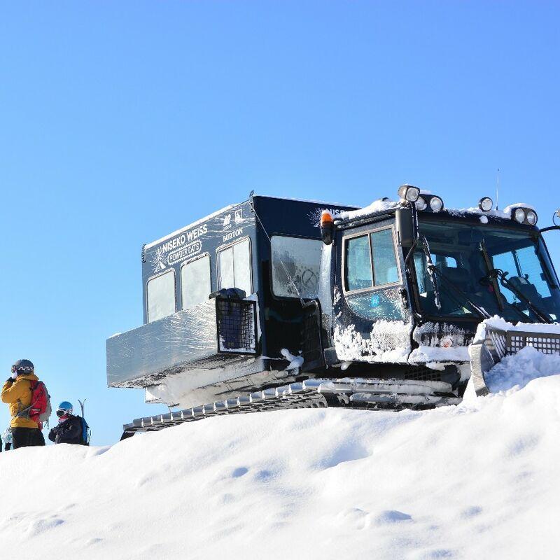 Weiss Powder Cat Skiing
