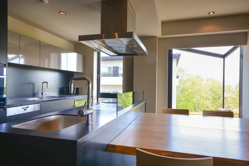 MUSE Apartment 401 - Kitchen