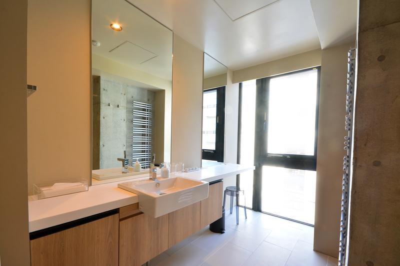 MUSE niseko - apt. 301 bathroom