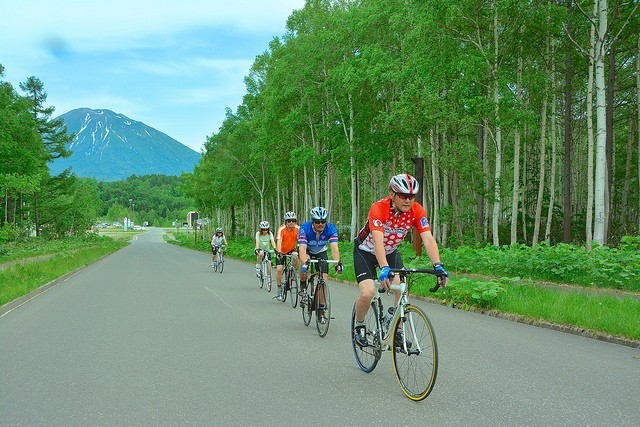 road race Hideko classic ニセコクラシック