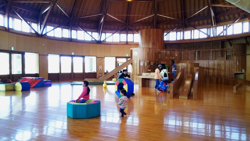 Kamui Park Asahikawa indoor playground