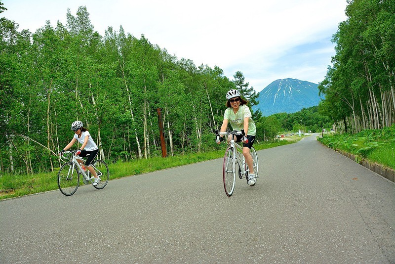 Road Cycling in Niseko