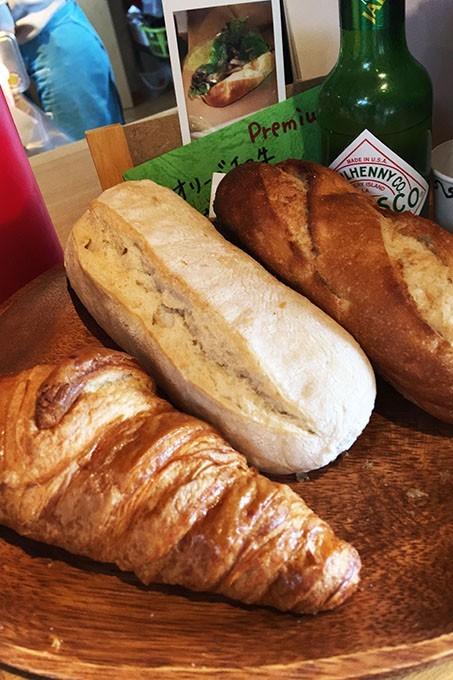 倶知安Anywayのパン