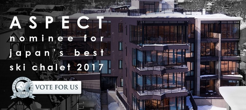 Aspect Niseko - nominated as Japan's best ski chalet