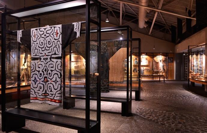 ainu culture museum nibutani