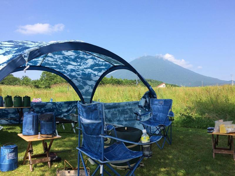 SO Camp 2017 in niseko-glamping-coleman