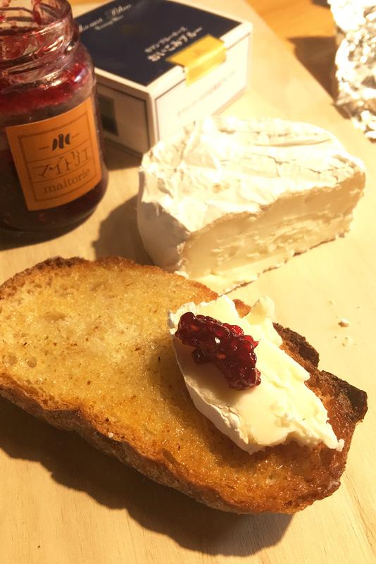 北海道産カマンベールチーズ、クレイル