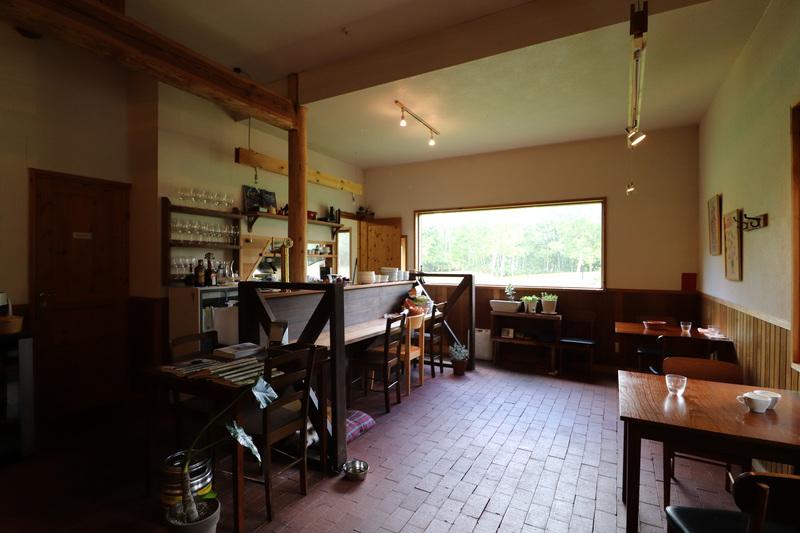 Chez Dou Douの店内