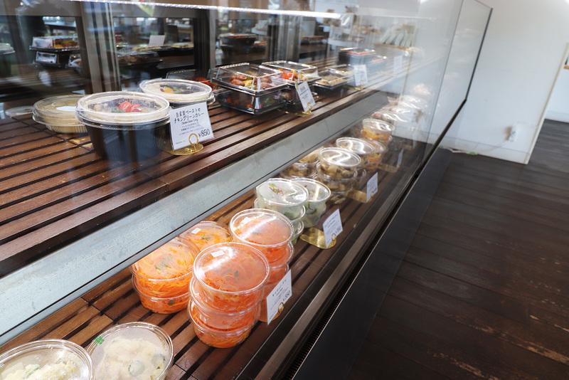 ニセコのルピシアで販売しているお惣菜