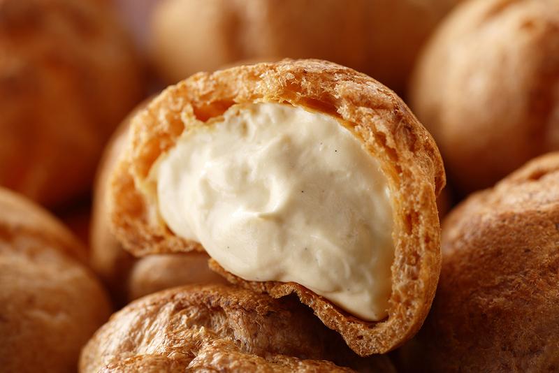 お菓子のふじいの激ウマシュークリーム