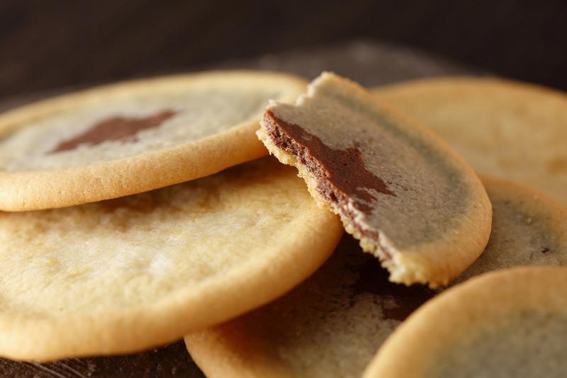 お菓子のふじいのクッキー