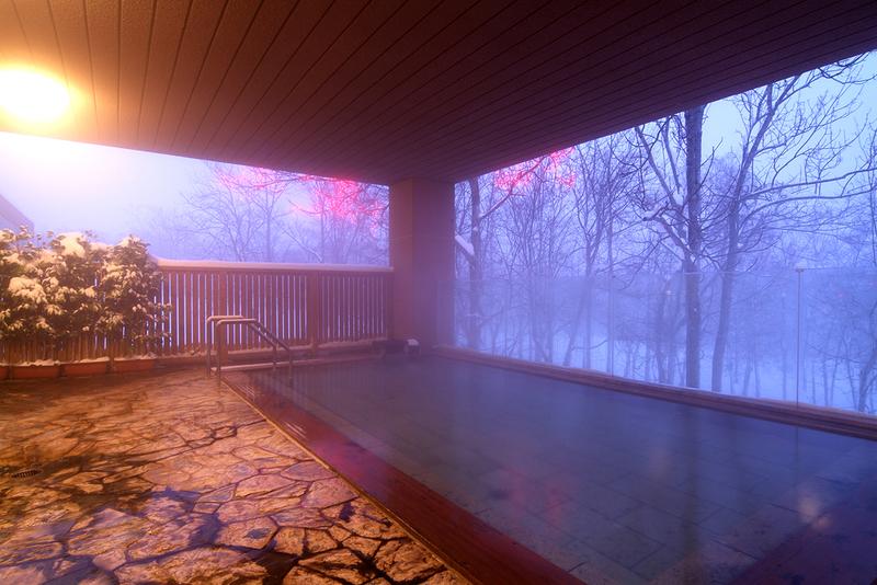 甘露の森の温泉