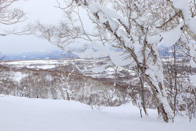 2018年20年ぶりの大雪のニセコ