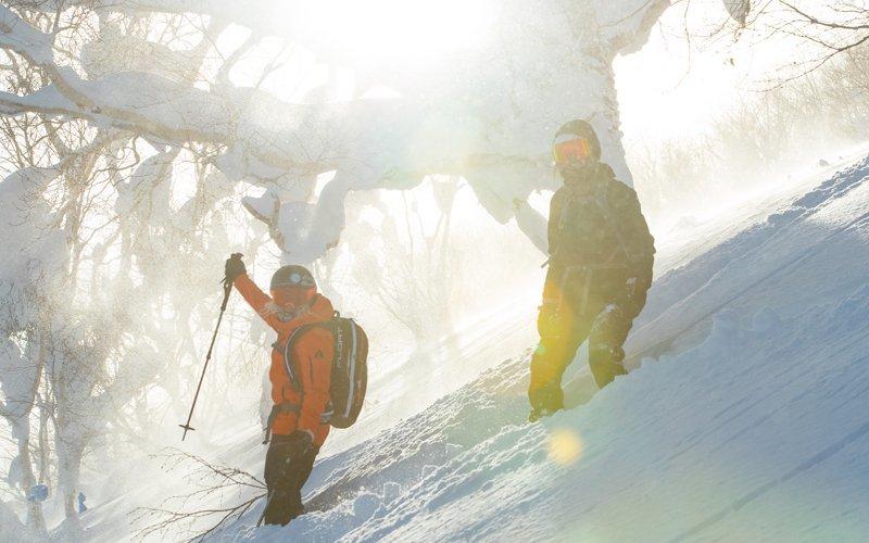 滑雪私人教練