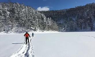 雪鞋體驗活動