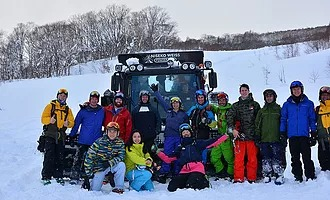 Niseko Weiss Powder CATS