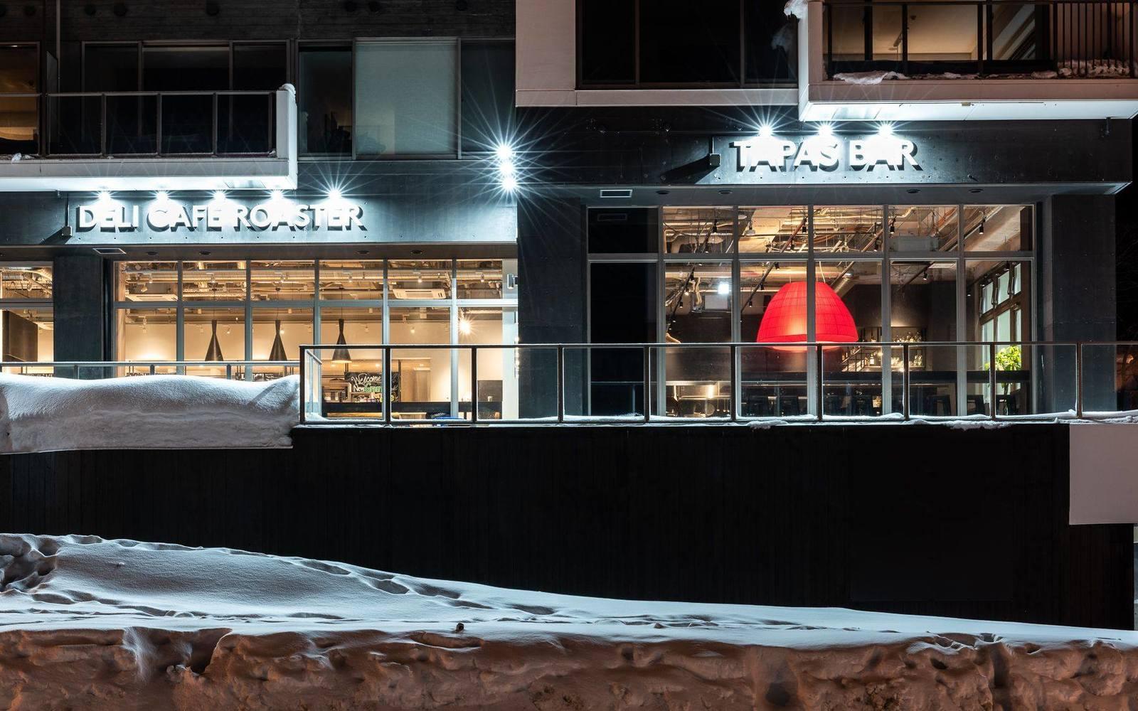 新雪谷 Temporada 餐廳