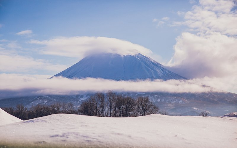 mt yotei niseko japan