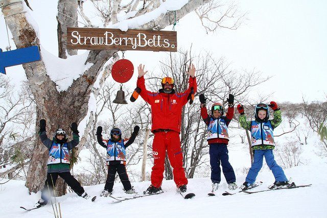 Niseko International Snowsports School Kids
