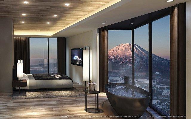 tellus niseko penthouse