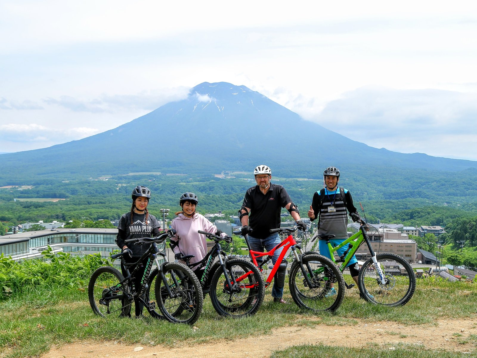 北海道登單車